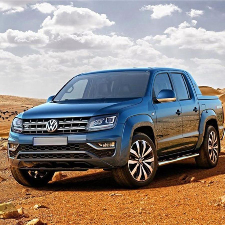 Шумоизоляция Volkswagen Amarok