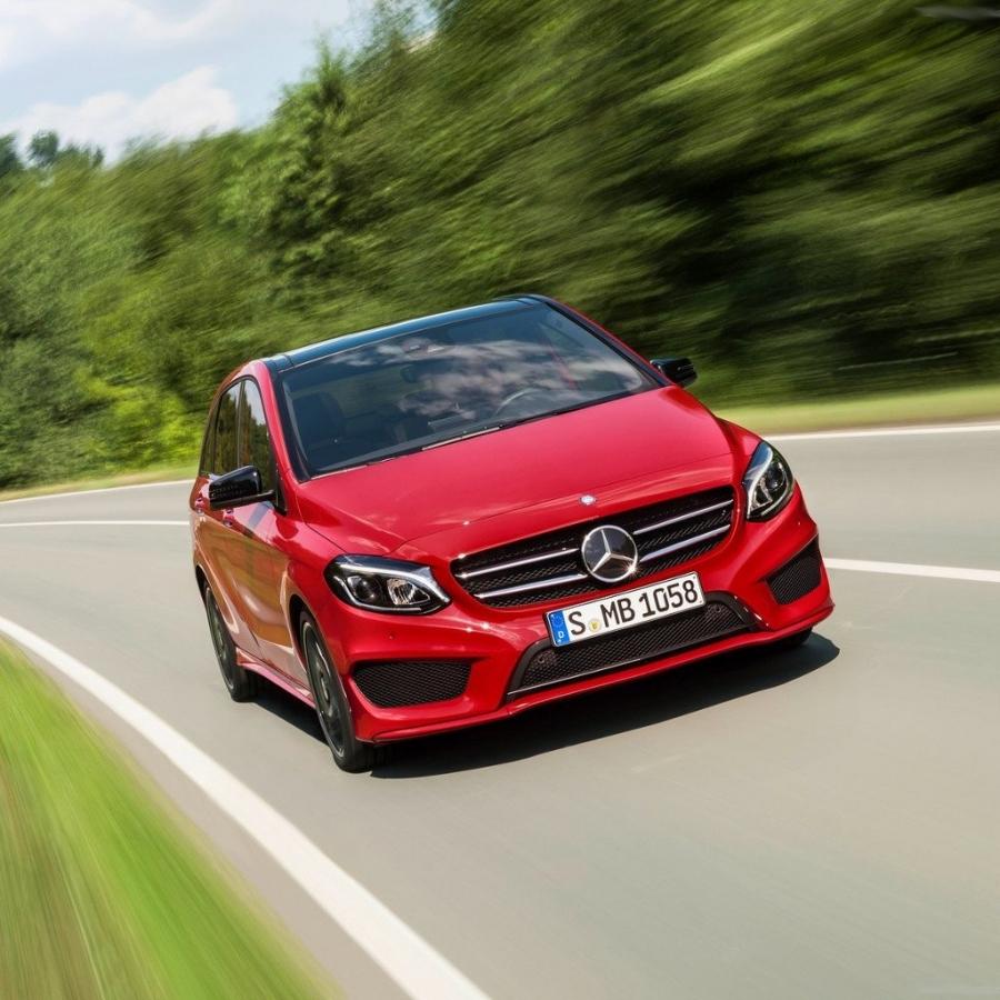 Шумоизоляция Mercedes А-класса
