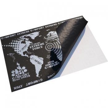 Виброизоляция Comfort mat Atom(bomb) color Dark