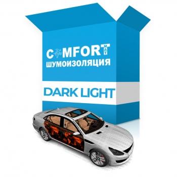 Комплект для шумоизоляции дверей авто Dark Light Premium