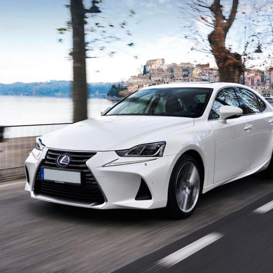 Шумоизоляция Lexus ES