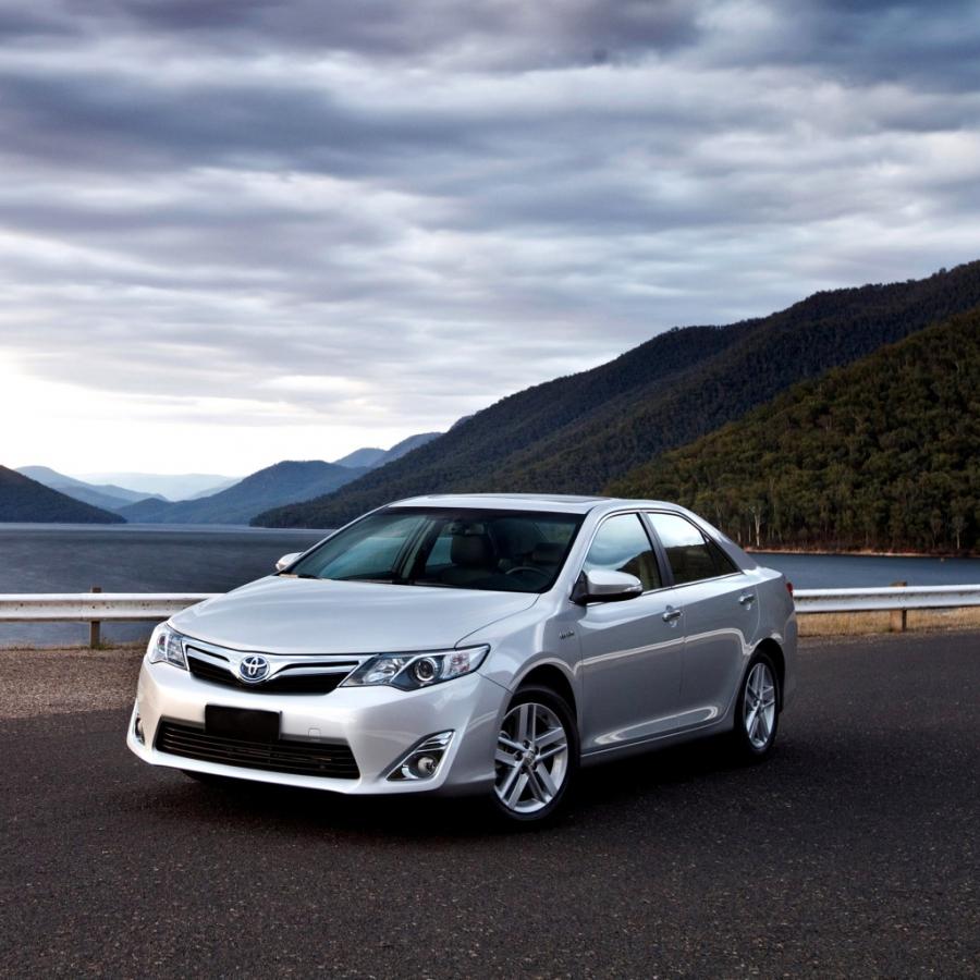 Шумоизоляция Toyota Camry V50 / V55